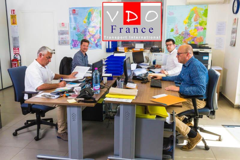 Equipe Dunkerque, VDO France