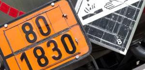 Transport de produits dangereux, VDO France